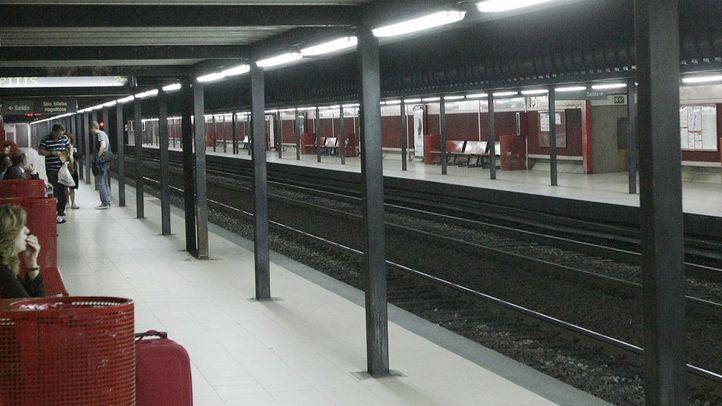 Estación de Cercanías de Recoletos