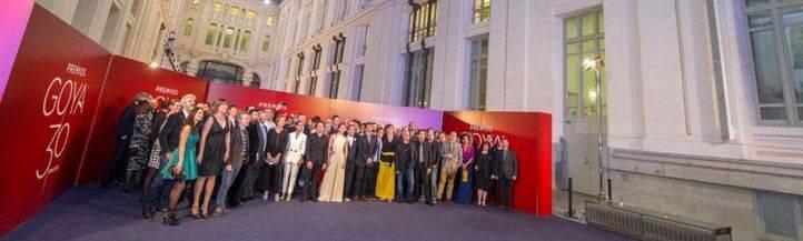 Nominados para los Premios Goya