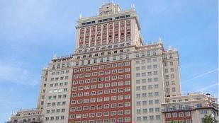 El grupo Wanda venderá el Edificio España a través de la consultora JLL