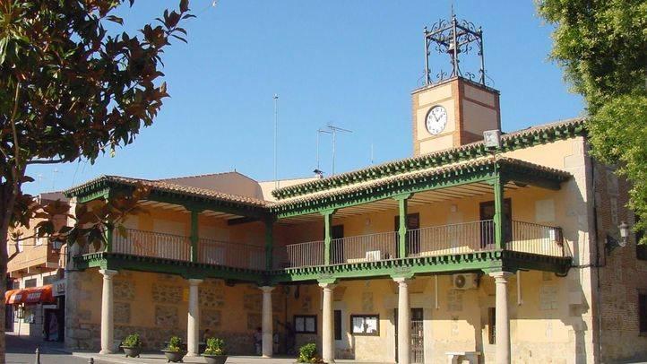La Comunidad destina 750.000 euros a mejorar 12 calles de Villa del Prado