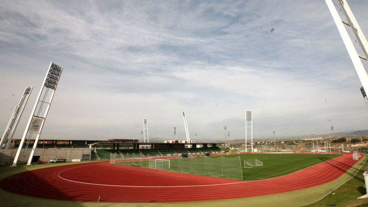 Ciudad del futbol en Las Rozas