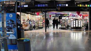 Aeropuerto Adolfo Su�rez Madrid Barajas T4.