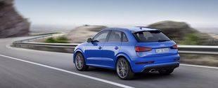 Audi RS Q3 performance, para corazones racing