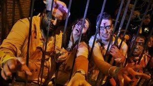 Casi 2.000 zombies invaden San Sebastián de los Reyes