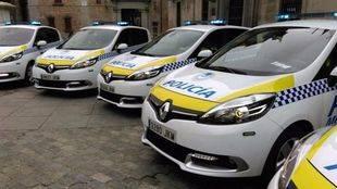 Nuevos coches de Policía Municipal de Madrid (archivo)