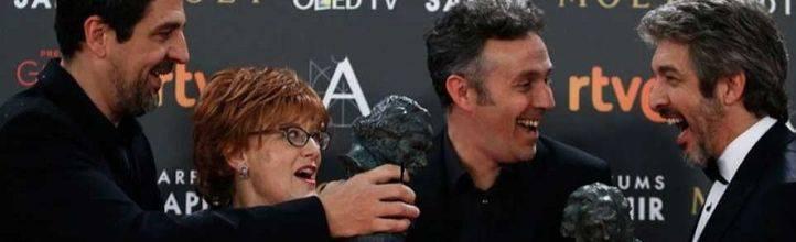 'Truman', la gran ganadora de la noche de los Premios Goya