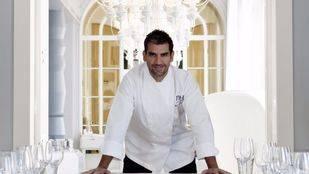 Paco Roncero, el discípulo predilecto de Adriá, apuesta por la cocina de cruceros