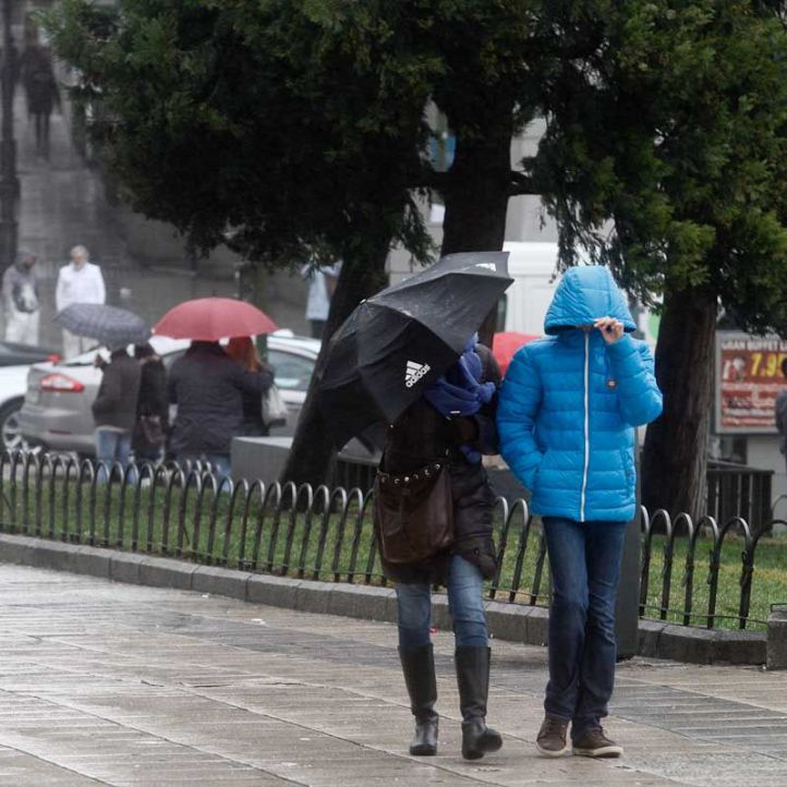 Alerta por fuertes vientos este martes en la región