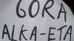 Ecologistas en Acción exige la puesta en libertad de los titiriteros