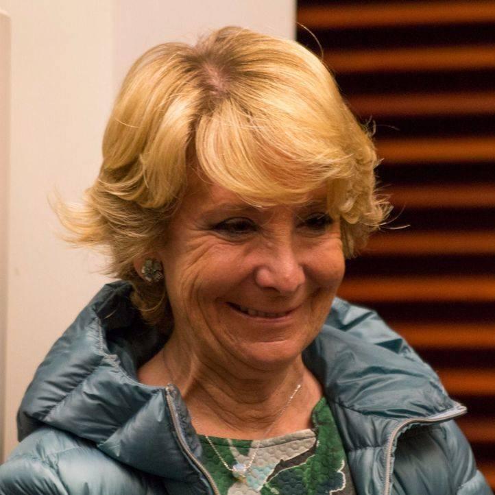 Esperanza Aguirre (archivo)