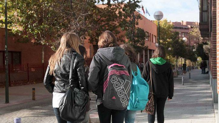 Estudiantes de Secundaria