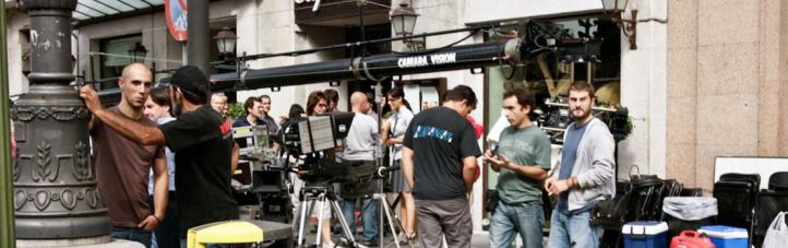 Madrid film commission los rodajes en madrid baten for Oficina de turismo de la comunidad de madrid