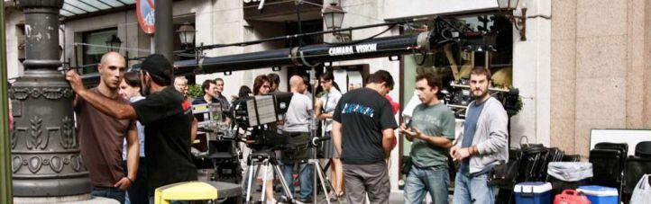 Madrid film commission los rodajes en madrid baten for Oficina de transporte madrid