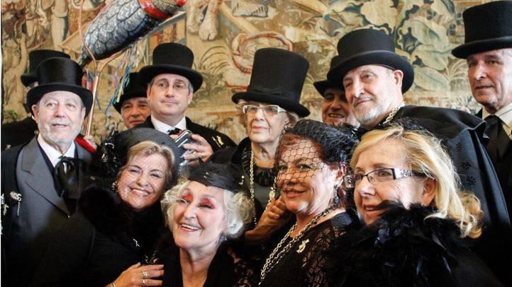 Carmena echaría a la hoguera del Entierro de la Sardina las malas artes, el sectarismo, la burocracia o la contaminación