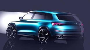 El Skoda VisionS, el futuro SUV de la firma Checa