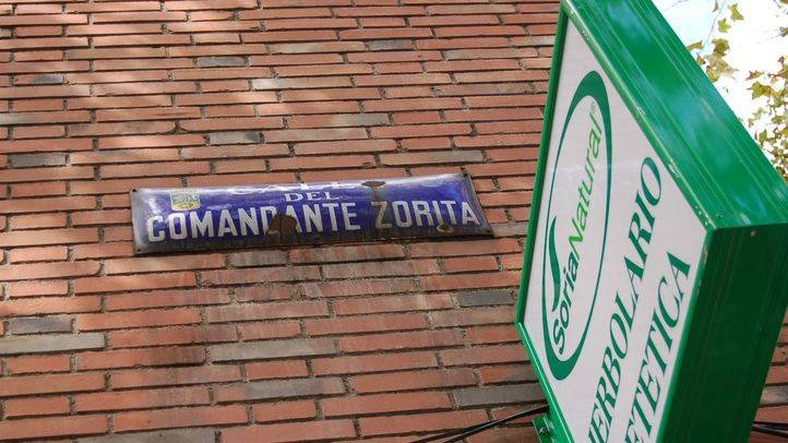 Calle del Comandante Zorita.