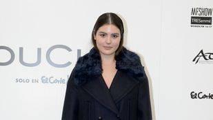 Alessandra García, modelo estrella en la Pasarela Curvies El Corte Inglés