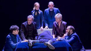�Hamlet�, en el Teatro de la Comedia