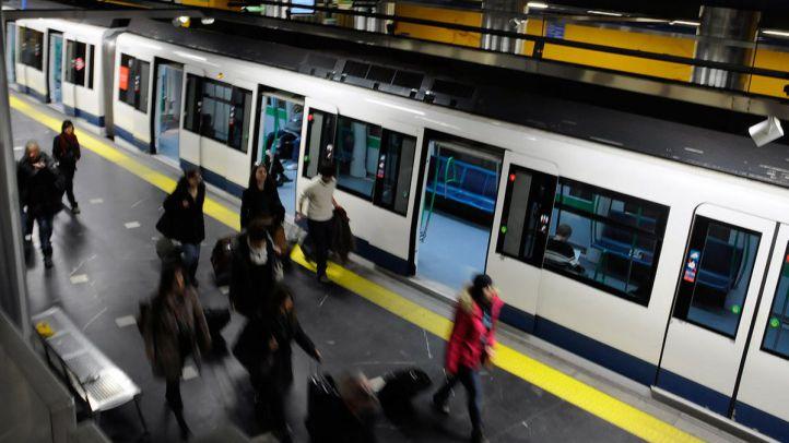 Metro de madrid (archivo)