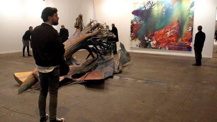 Feria Internacional de Arte Contemporáneo (archivo)