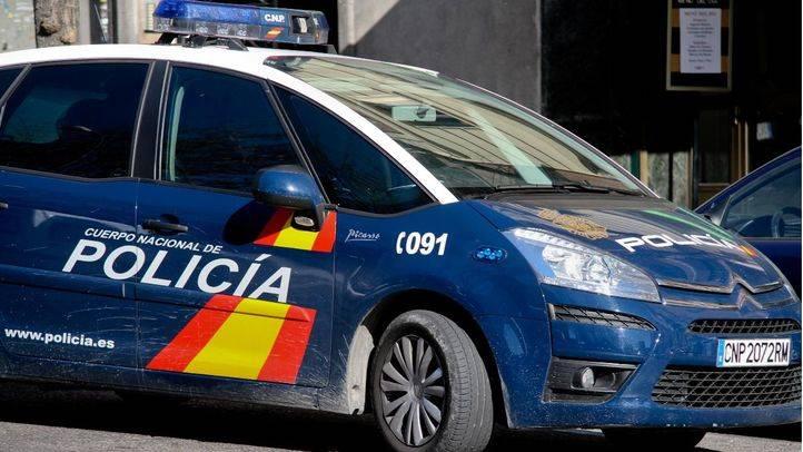 La Policía desmantela un punto de venta de drogas en Getafe y detiene a tres personas