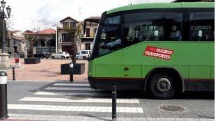 Un autobus Interurbano