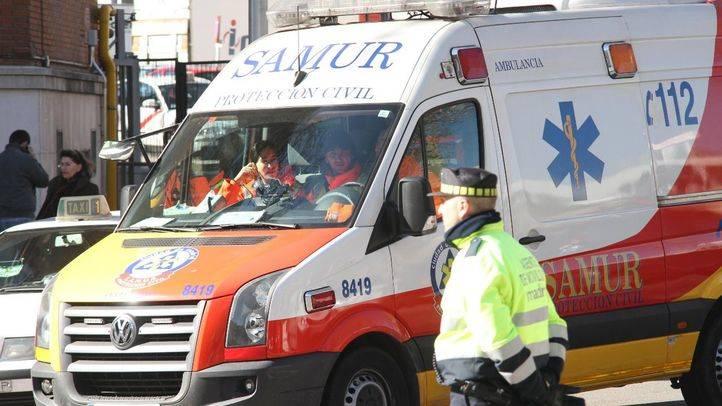 Ambulancia Samur