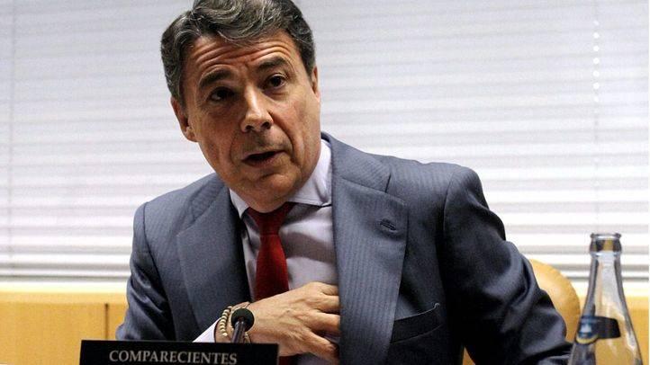 Ignacio Gonz�lez comparece en la comisi�n de investigaci�n de la corrupci�n en la Asamblea de Madrid.