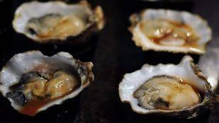 Berenjenas, alcachofas, gambas a la plancha, ostras y canela, productos afrodisiacos