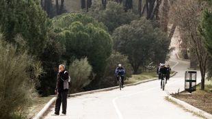 CiclaMadrid tendrá 750 kilómetros de caminos señalizados