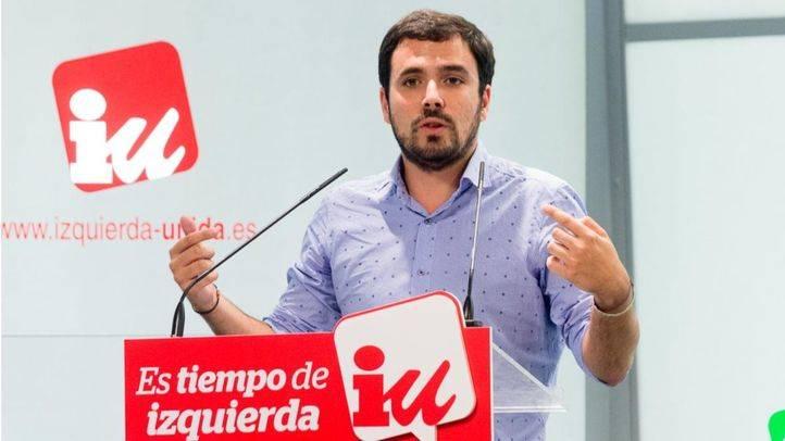 Garzón cree que Aguirre dimite porque