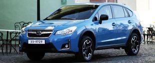 Subaru XV, efectivo dentro y fuera del asfalto