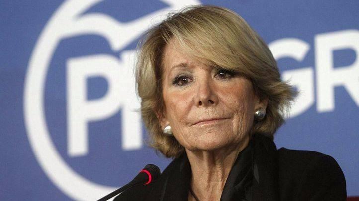 Aguirre espera que lo de Cifuentes no sea una designación a dedo y que se celebre un congreso