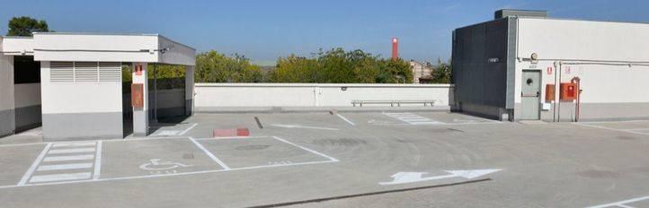 Los aparcamientos disuasorios que quiere Ahora Madrid