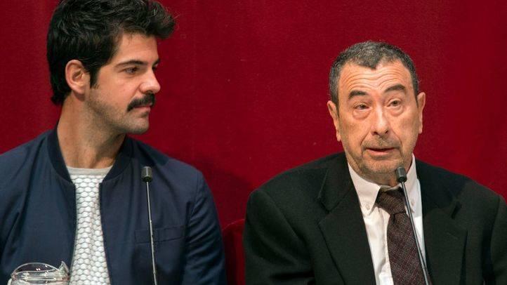 Miguel Ángel Muñoz y José Luis Garci