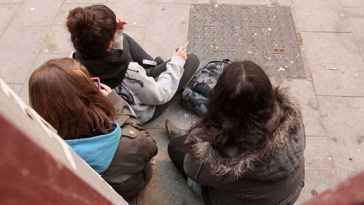 El absentismo escolar afecta a 2416 niños en Madrid