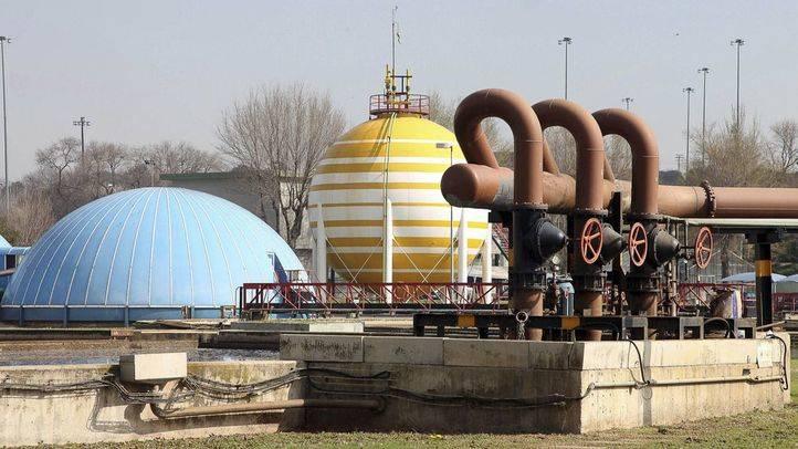 Depuradora de aguas residuales (archivo)