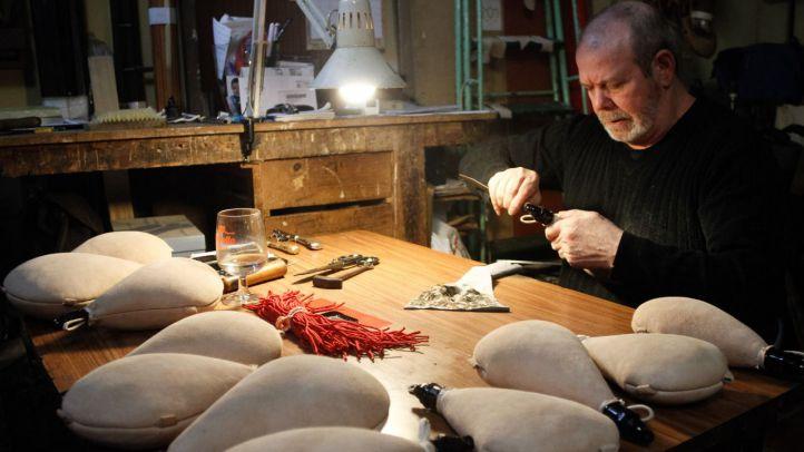 El último botero artesano de Madrid