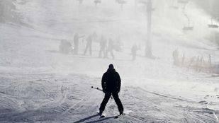 Varias pistas de la estación de esquí del Puerto de Navacerrada abrirán este viernes