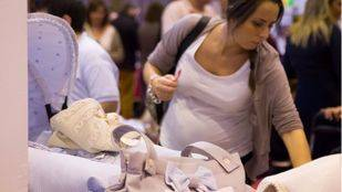 Feria 'Bebés y mamás' en Ifema.