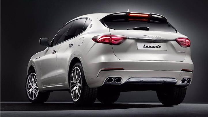 Maserati Levante, el todocamino llega a la casa del tridente