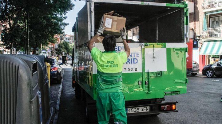 El Ayuntamiento acometerá a partir del lunes limpiezas intensivas en 21 barrios