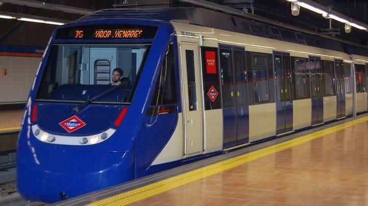 Metro Línea 7 (archivo)