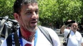 El fotoperiodista Raúl Capín afirma tras ser juzgado que los desahucios