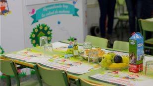 Madrid realizará un estudio nutricional de la población infantil
