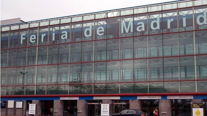 Feria de Madrid (archivo)