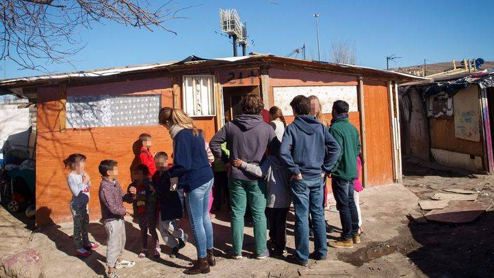 Reclaman una escuela infantil en El Gallinero