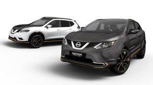 Nissan apuesta por los crossovers premium