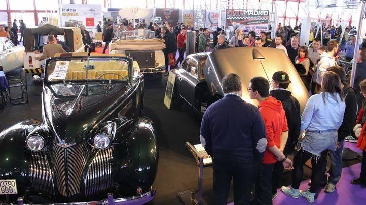 Los vehículos clásicos llegan a la Casa de Campo
