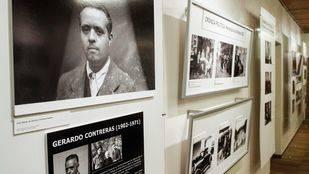 Las fotos de Contreras, en el Archivo Regional